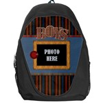 The Boys of Fall Backpack - Backpack Bag