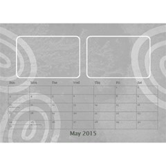 My Calendar 2015 By Carmensita   Desktop Calendar 8 5  X 6    Yjmqjpp4v1gk   Www Artscow Com May 2015