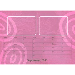 My Calendar 2015 By Carmensita   Desktop Calendar 8 5  X 6    Yjmqjpp4v1gk   Www Artscow Com Sep 2015