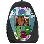 Monster Party Backpack - Backpack Bag