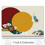 2013 Everyday Calendar - Wall Calendar 11 x 8.5 (12-Months)