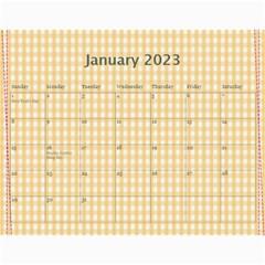 Calendar 2019 By Carmensita   Wall Calendar 11  X 8 5  (12 Months)   E68tdlqhsdw8   Www Artscow Com Jan 2019