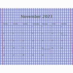 Calendar 2015 By Carmensita   Wall Calendar 11  X 8 5  (12 Months)   E68tdlqhsdw8   Www Artscow Com Nov 2015