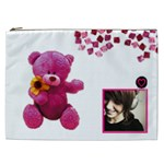 Teddy bear - Cosmetic  Bag XXL - Cosmetic Bag (XXL)