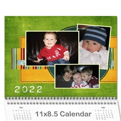 2015 Family Calendar By Albums To Remember   Wall Calendar 11  X 8 5  (12 Months)   Ytwssqrrcvvw   Www Artscow Com Cover