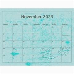 Calendar 2015 By Carmensita   Wall Calendar 11  X 8 5  (12 Months)   6tbnyq5smdtc   Www Artscow Com Nov 2015