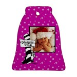 North Pole christmas - Bell ornament - Ornament (Bell)