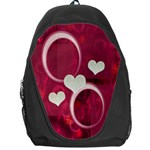 I Heart you Pink Love Backpack - Backpack Bag