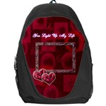 You Light Up my Life Pink Love Backpack - Backpack Bag