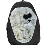 Wedding white Backpack - Backpack Bag