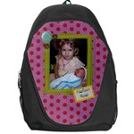 Backpack polka dots - Backpack Bag