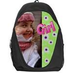 Girl Backpack Bag