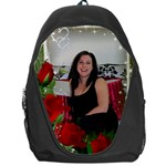Red Roses Backpack Bag