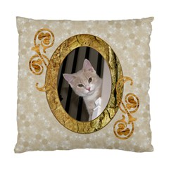 Pretty Design Cushion Case (2 Sided) By Lil    Standard Cushion Case (two Sides)   Usnn6bwjufit   Www Artscow Com Front