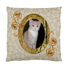 Pretty Design Cushion Case (2 Sided) By Lil    Standard Cushion Case (two Sides)   Usnn6bwjufit   Www Artscow Com Back