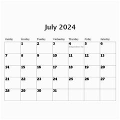My Family Memories Wall Calendar By Deborah   Wall Calendar 11  X 8 5  (12 Months)   Bxvikovnav5u   Www Artscow Com Jul 2019