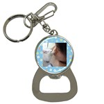 pig key - Bottle Opener Key Chain