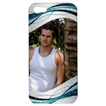 Blue Wave Apple iPhone 5 Hardshell Case