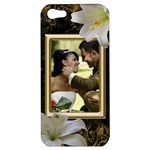 Lily Apple iPhone 5 Hardshell Case