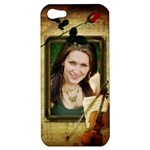 Music Apple iPhone 5 Hardshell Case