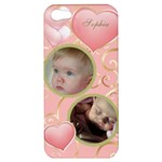 Girl Apple iPhone 5 Hardshell Case