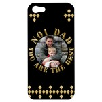 Best Dad Apple iPhone 5 Hardshell Case