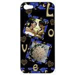 Love Apple iPhone 5 Hardshell Case