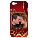Love Apple iPhone hardshell Case - Apple iPhone 5 Hardshell Case