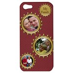 My Family Apple iPhone 5 Hardshell Case