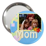mom - 3  Handbag Mirror