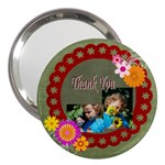 thank you - 3  Handbag Mirror