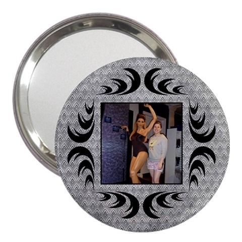 My Hero 3  Handbag Mirror By Deborah   3  Handbag Mirror   Mesjfy0tcjv1   Www Artscow Com Front