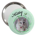Kitty 3  Handbag Mirror