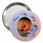 Little Boy 3  Handbag Mirror