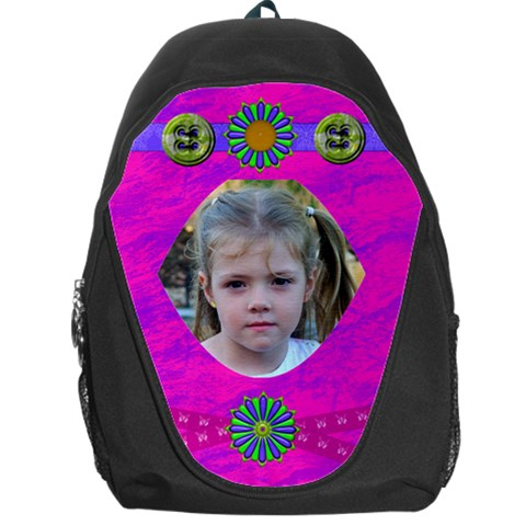 Backpack 5 By Joan T   Backpack Bag   7pjfuhxm5j2i   Www Artscow Com Front