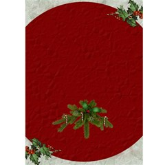 Christmas 5x7 Greeting Card By Lil    Greeting Card 5  X 7    4q6pctx9rgrd   Www Artscow Com Back Cover