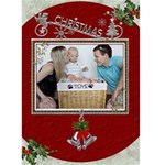 Christmas 5x7 Greeting Card - Greeting Card 5  x 7