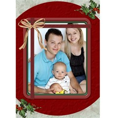 Christmas 5x7 Greeting Card By Lil    Greeting Card 5  X 7    4q6pctx9rgrd   Www Artscow Com Back Inside