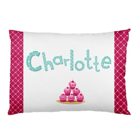 Pillow Case By Kate   Pillow Case   7lw707o2j7vm   Www Artscow Com 26.62 x18.9 Pillow Case