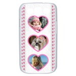 Loved Samsung Galaxy S III Case (white)