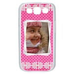Princess Samsung Galaxy S III Case (white)