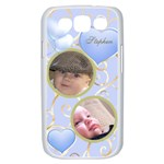 Boy Samsung Galaxy S III Case (white)