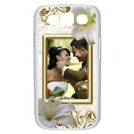 Celebration Samsung Galaxy S III Case (white)