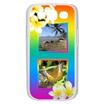 Tropical Samsung Galaxy S III Case (white)