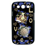 Love Samsung Galaxy S III Case (black)