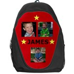 Red Star Backpack - Backpack Bag