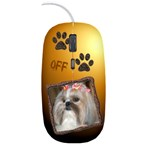 Doggy Laser Optical Mouse