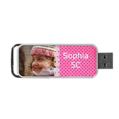 My Princess Usb Flash (2 Sided) By Deborah   Portable Usb Flash (two Sides)   Aytmxdsyqb8k   Www Artscow Com Back