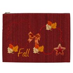 Fall cosmetic bag (XXL)