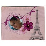 French Quarter Cosmetic Bag (XXXL)